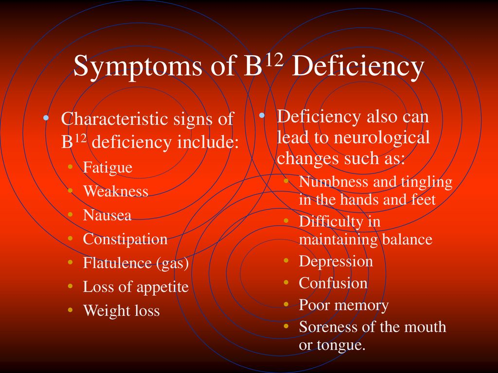 Urine Test For Evaluation of B12 Absorption - ppt download