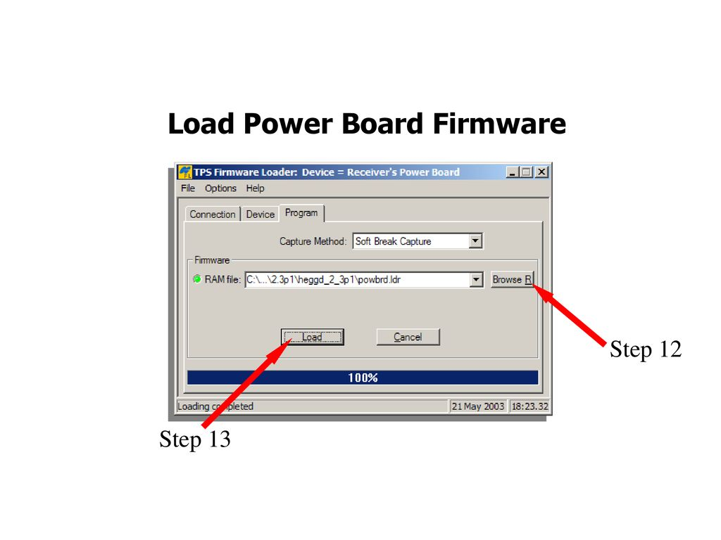 Chap3: Receiver Firmware Upgrades - ppt download