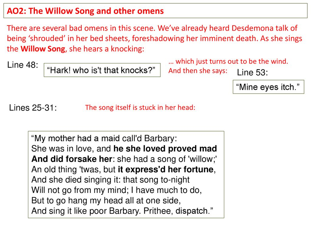 Act 4, Scene 3 AO1: What happens in this scene? - ppt download