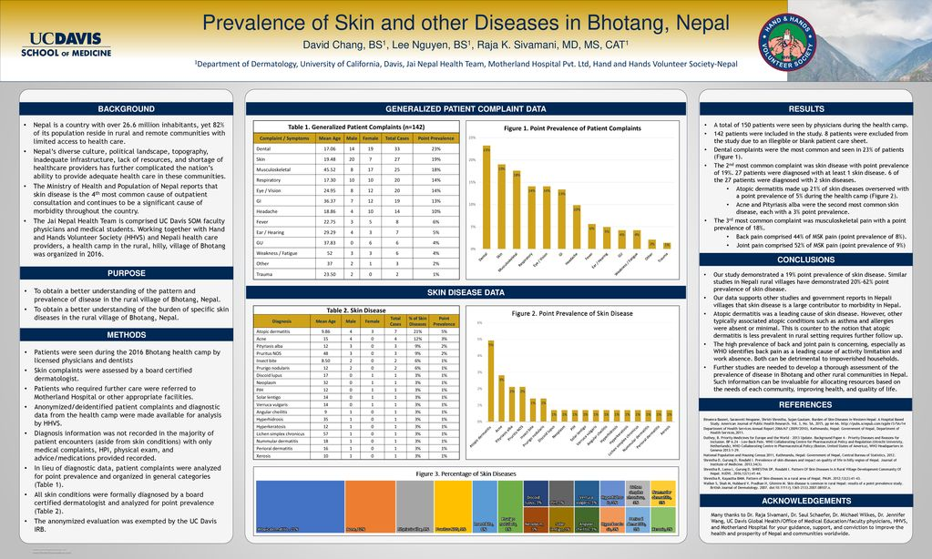 Prevalence of Skin and other Diseases in Bhotang, Nepal