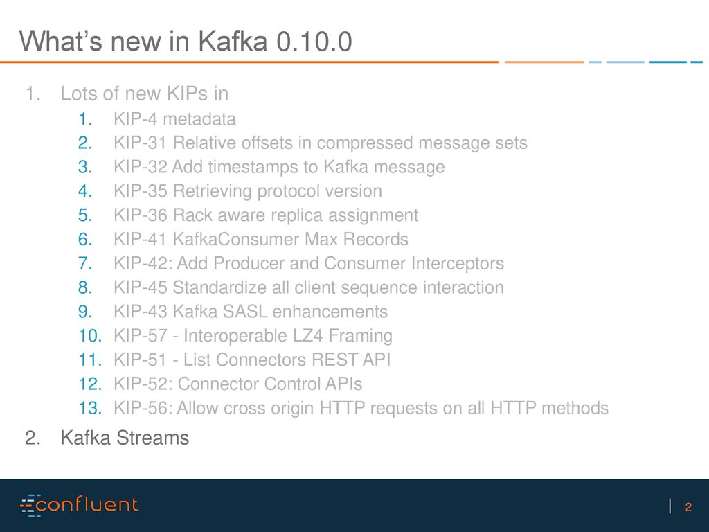 What's new in Kafka Introducing Kafka Streams - ppt download