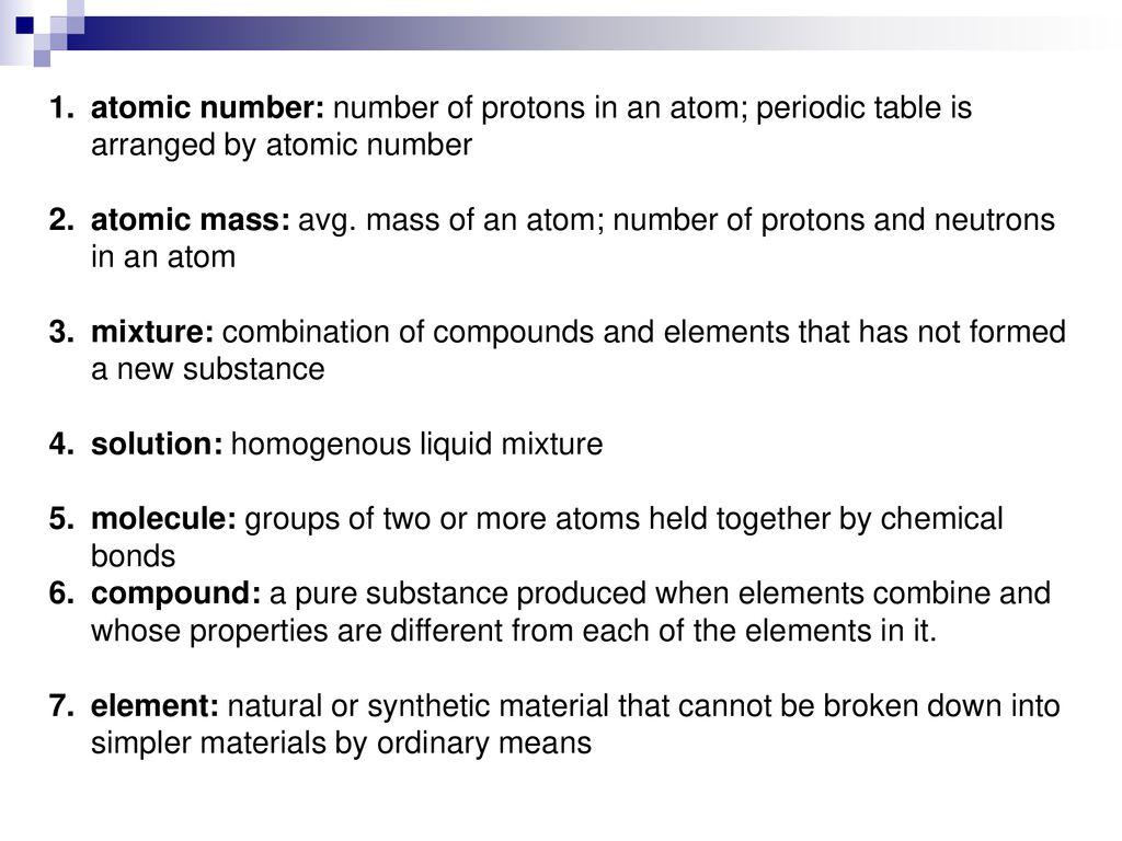 2 atomic number
