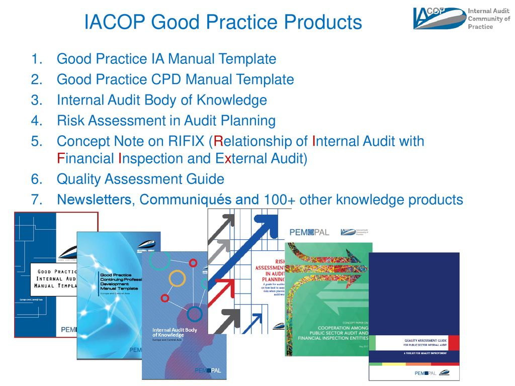 IACOP: Developments, Achievements, and the Way Forward - ppt