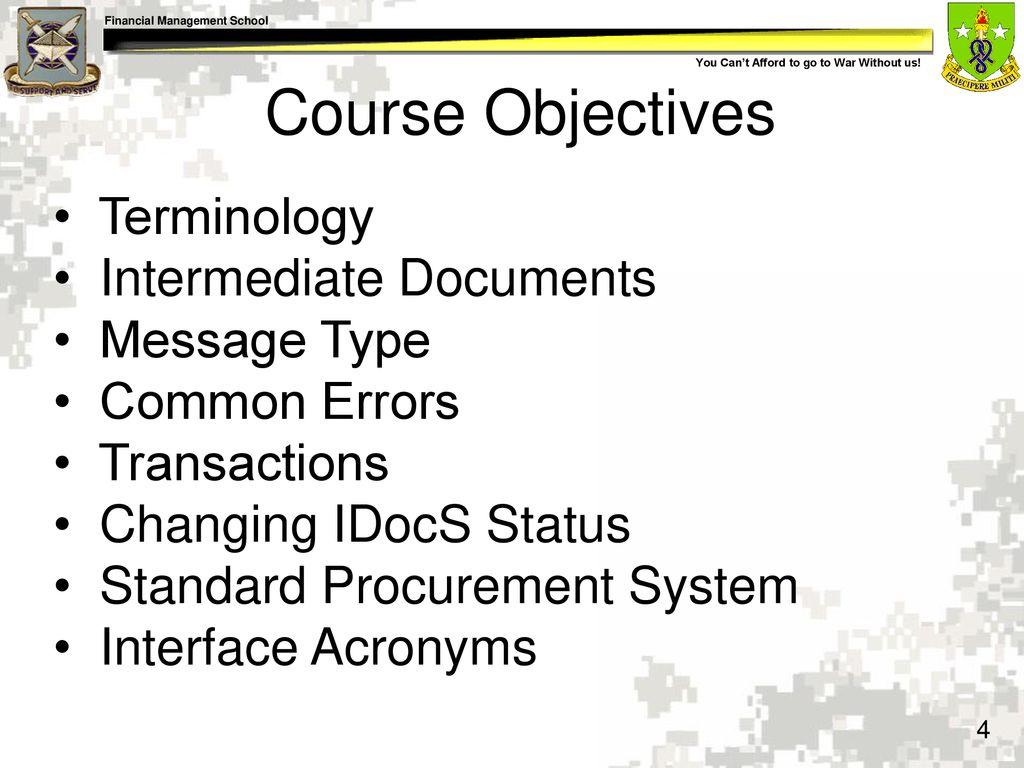 Prepare Monthly Intermediate Documents (IDoc) Error Reports - ppt