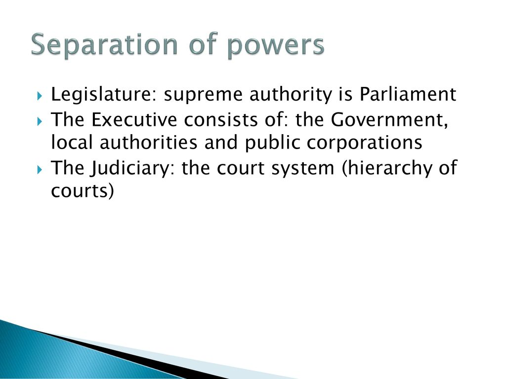 The UK System of Government Revision - ppt download