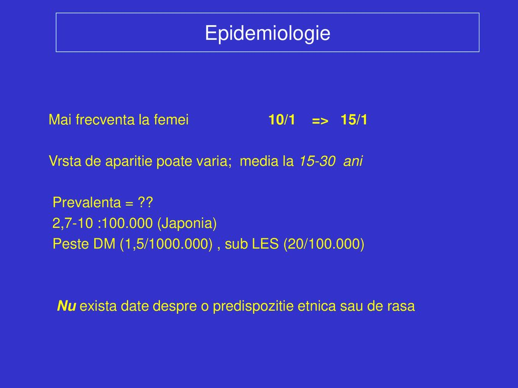 displazie de țesut conjunctiv prognostic de tratament)