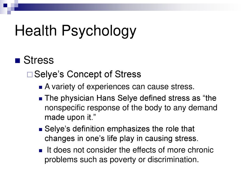 chapter 12 emotional behaviors, stress and health - ppt download