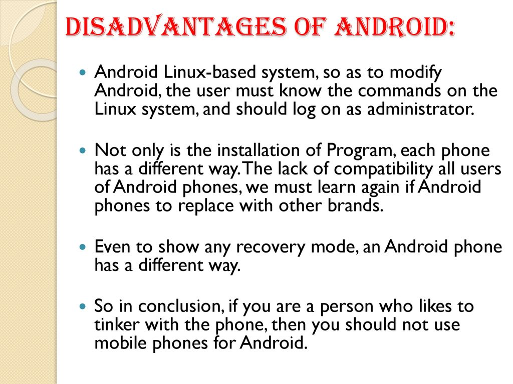 ANDROID OS Architecture - ppt download