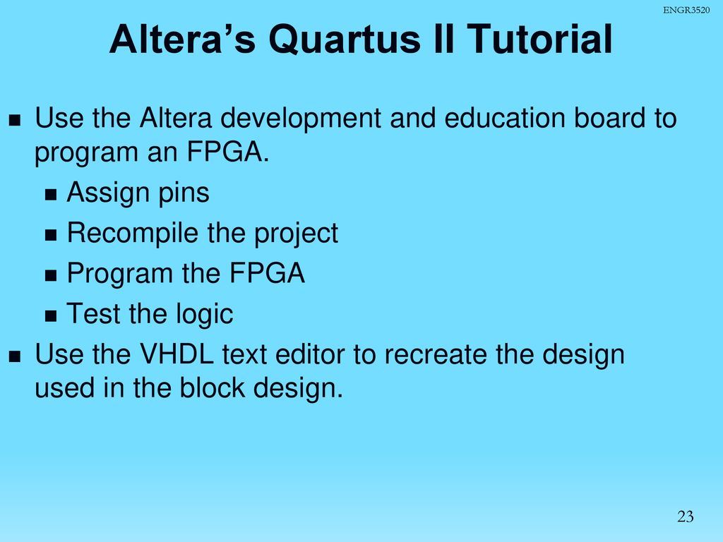 Programmable Logic Devices: CPLDs and FPGAs with VHDL Design - ppt