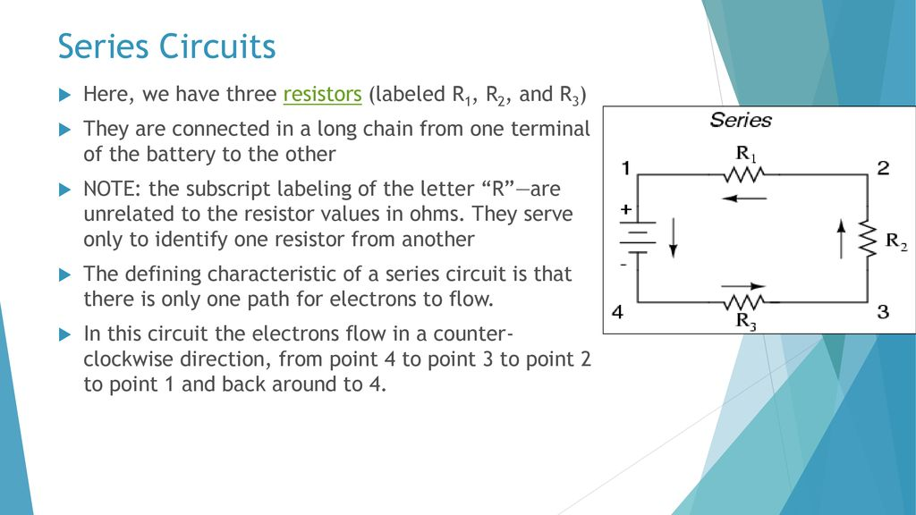 Series Circuit Diagrams Label - Wiring Diagram Review on