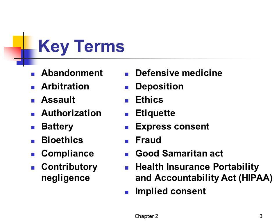 medical etiquette definition