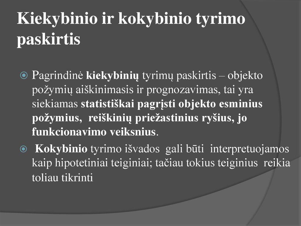 universiteto tyrimų strategijos ppt)
