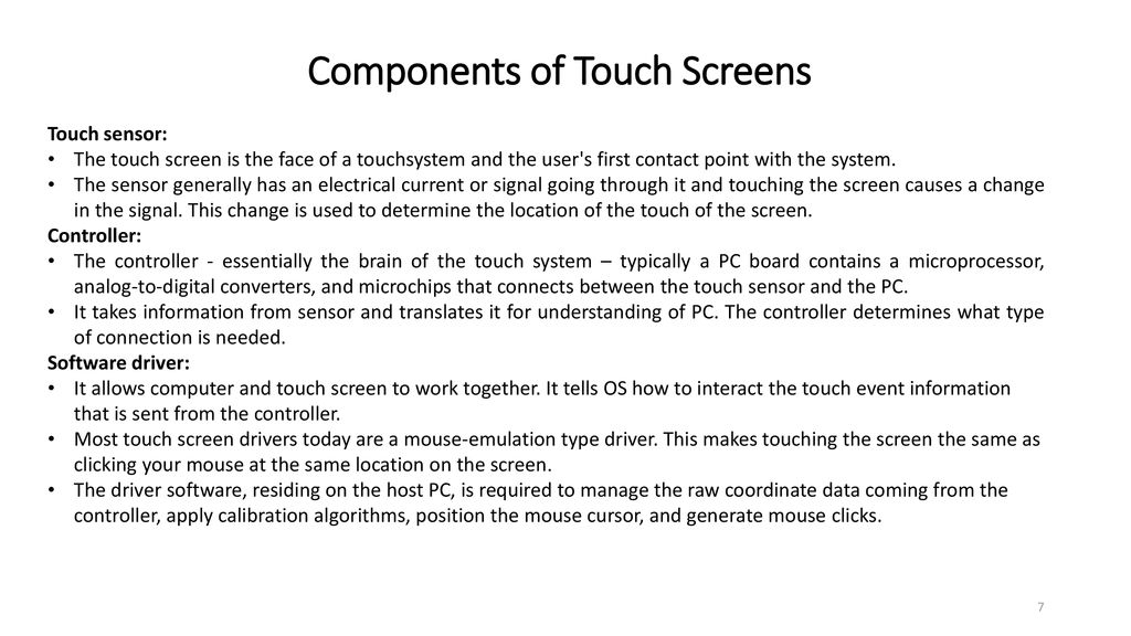 EELY TOUCH LOGIC DRIVER DOWNLOAD (2019)