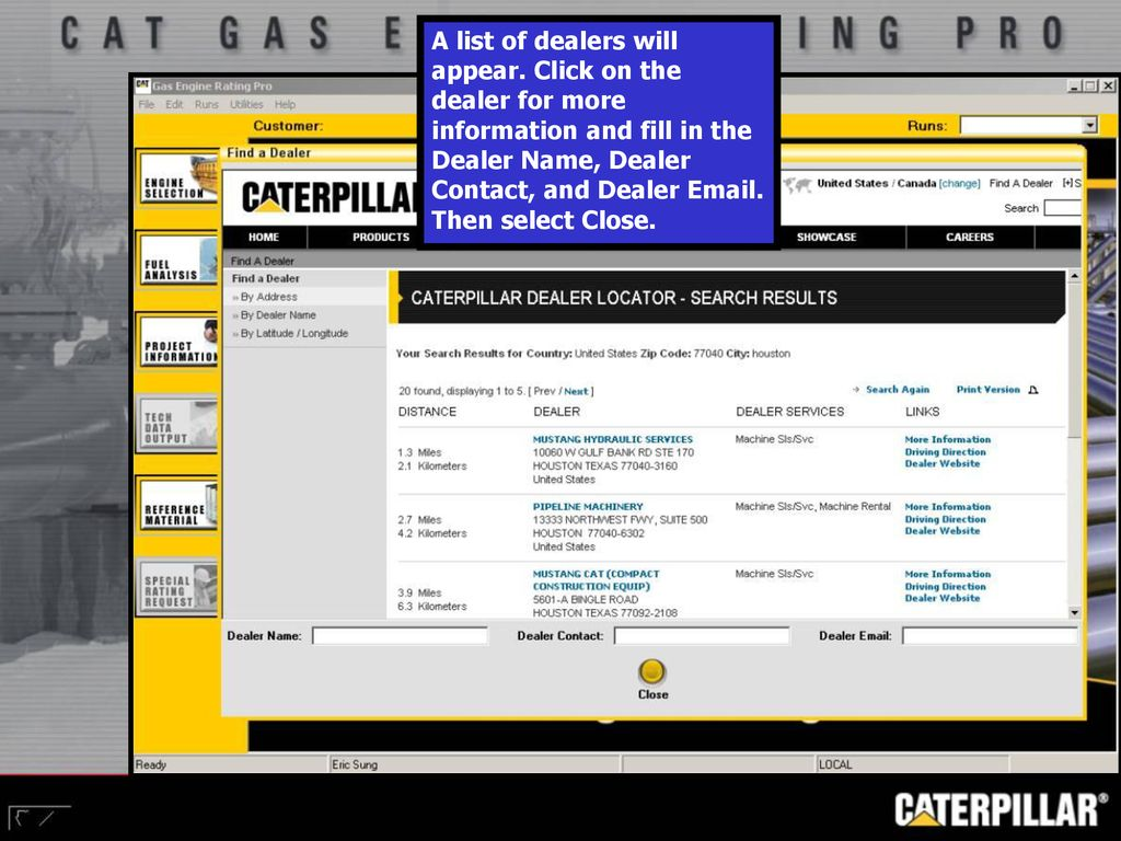 Welcome to the Caterpillar Gas Engine - ppt download
