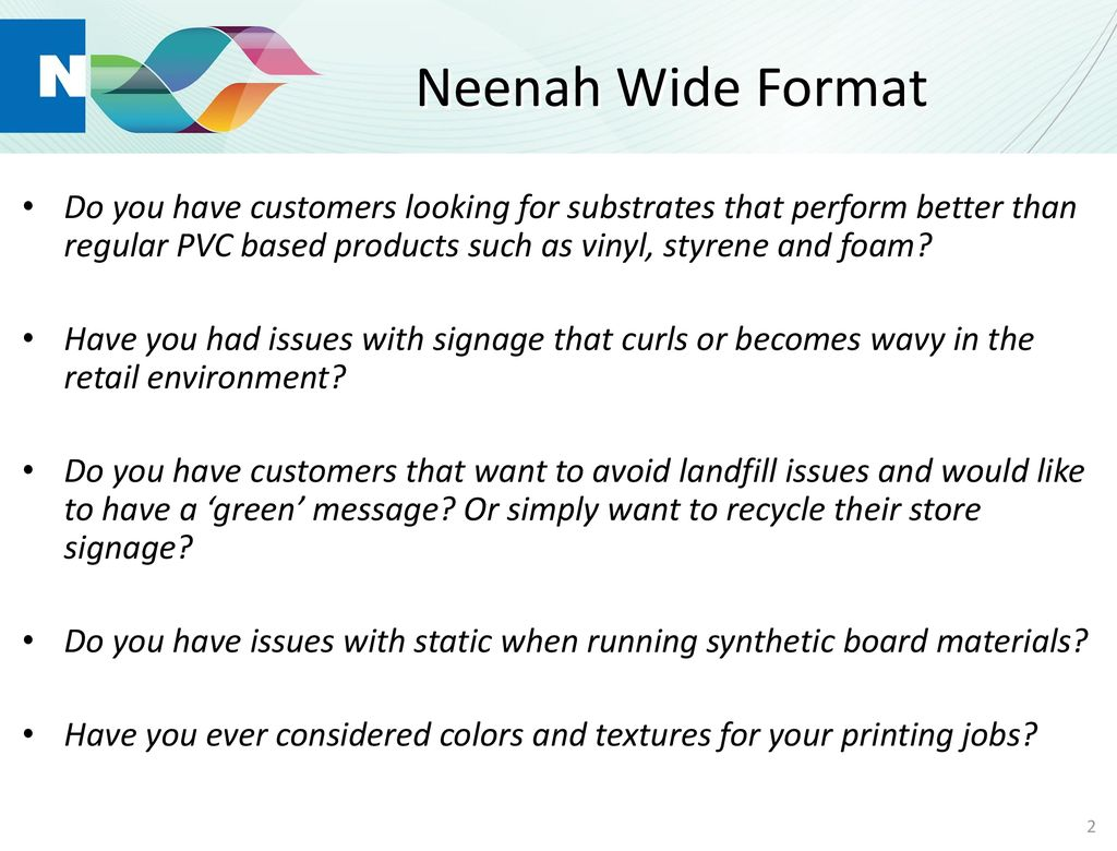 Neenah Paper and Packaging - ppt download