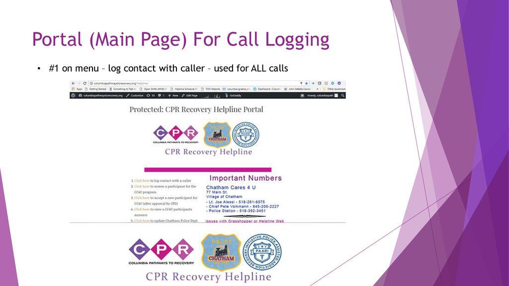 Helpline Training  - ppt download