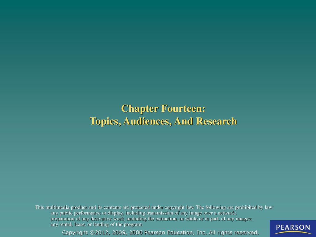 human communication research topics