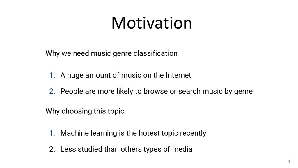 IWPR18: LSTM music classification, WR58 - ppt download