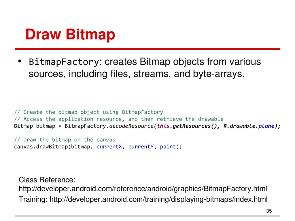 Android Programming Lecture 6 - ppt download