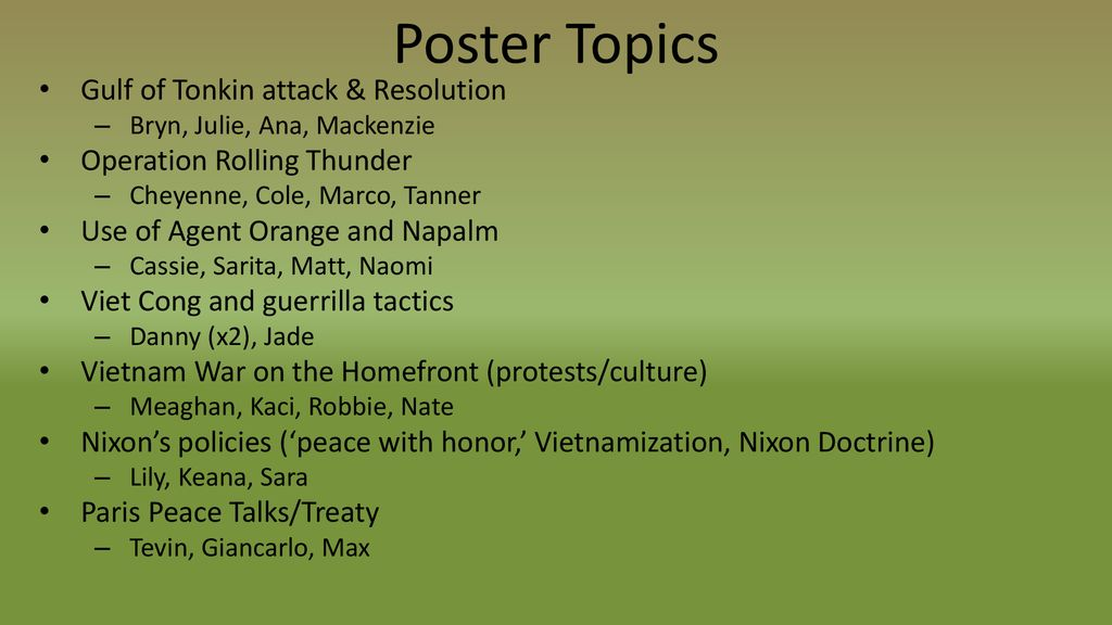 Ib History Stuff Today Causes Of Vietnam Ppt Download