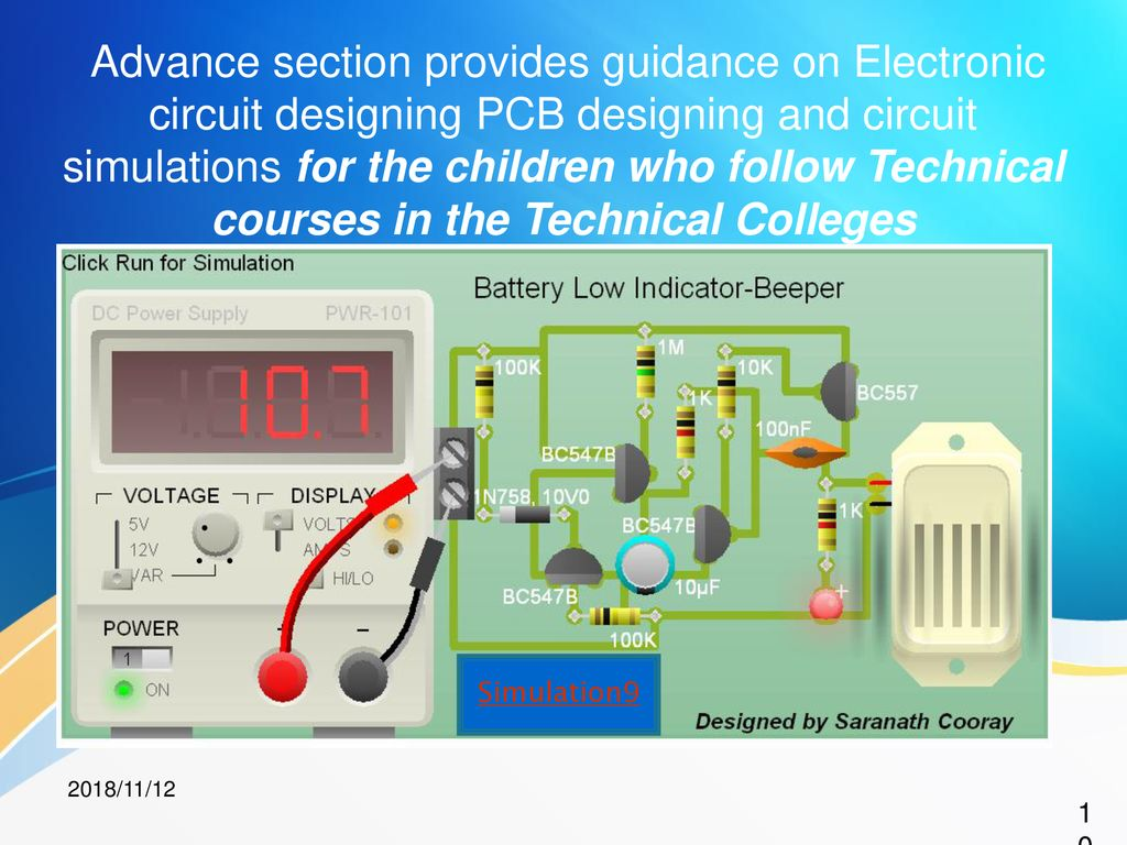Electronics Revolution Through Information Technology Ppt Download Designing Electronic Circuits Advance Section Provides Guidance On Circuit Pcb And Simulations For The Children