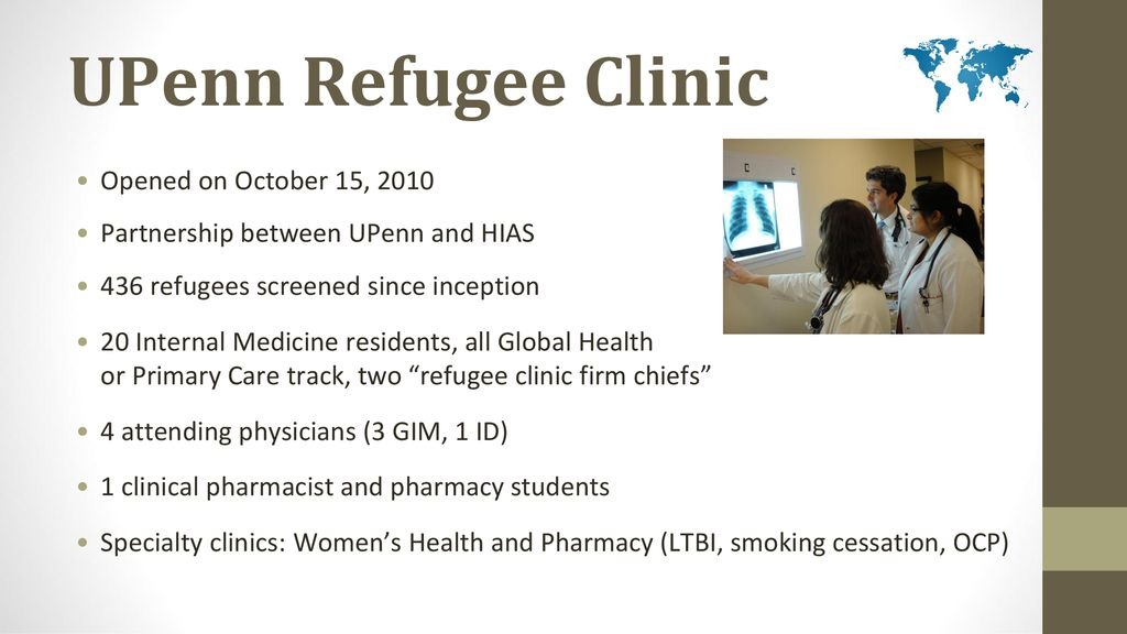 Improved Latent Tuberculosis Therapy Completion Rates in Refugee