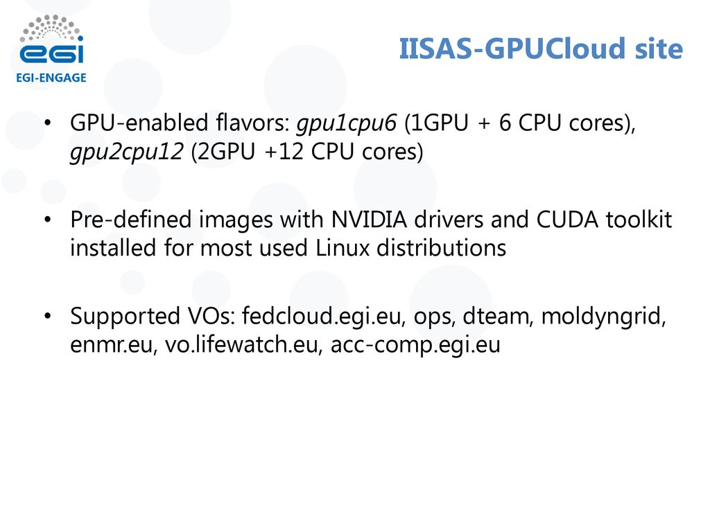 Accelerated Computing in Cloud - ppt download