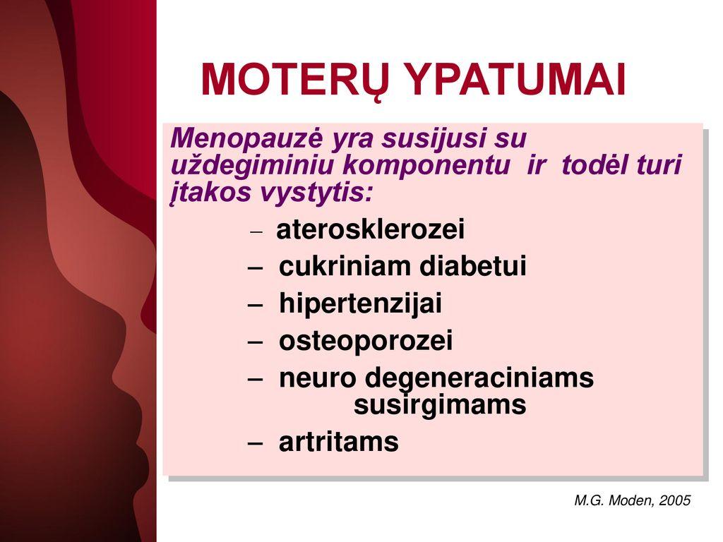 Padidėjęs kraujospūdis - Hipertenzija