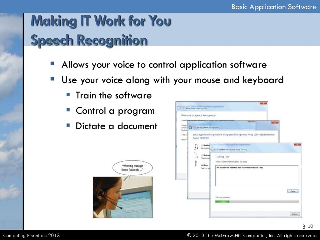 discuss common features of most software applications. - ppt download