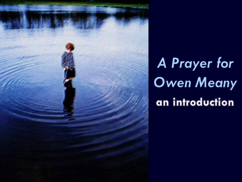 a prayer for owen meany themes