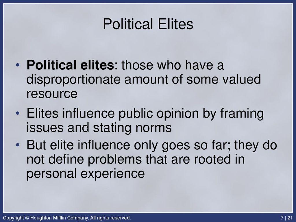 define personal opinion