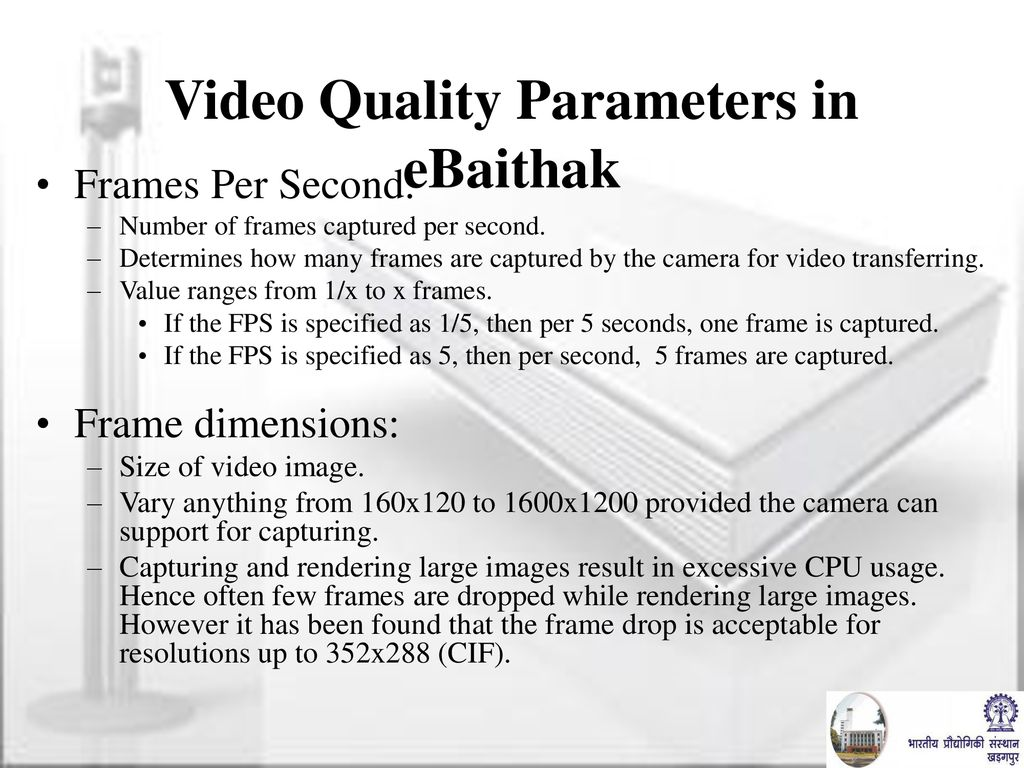 Video Conferencing : Fundamentals and Application - ppt download