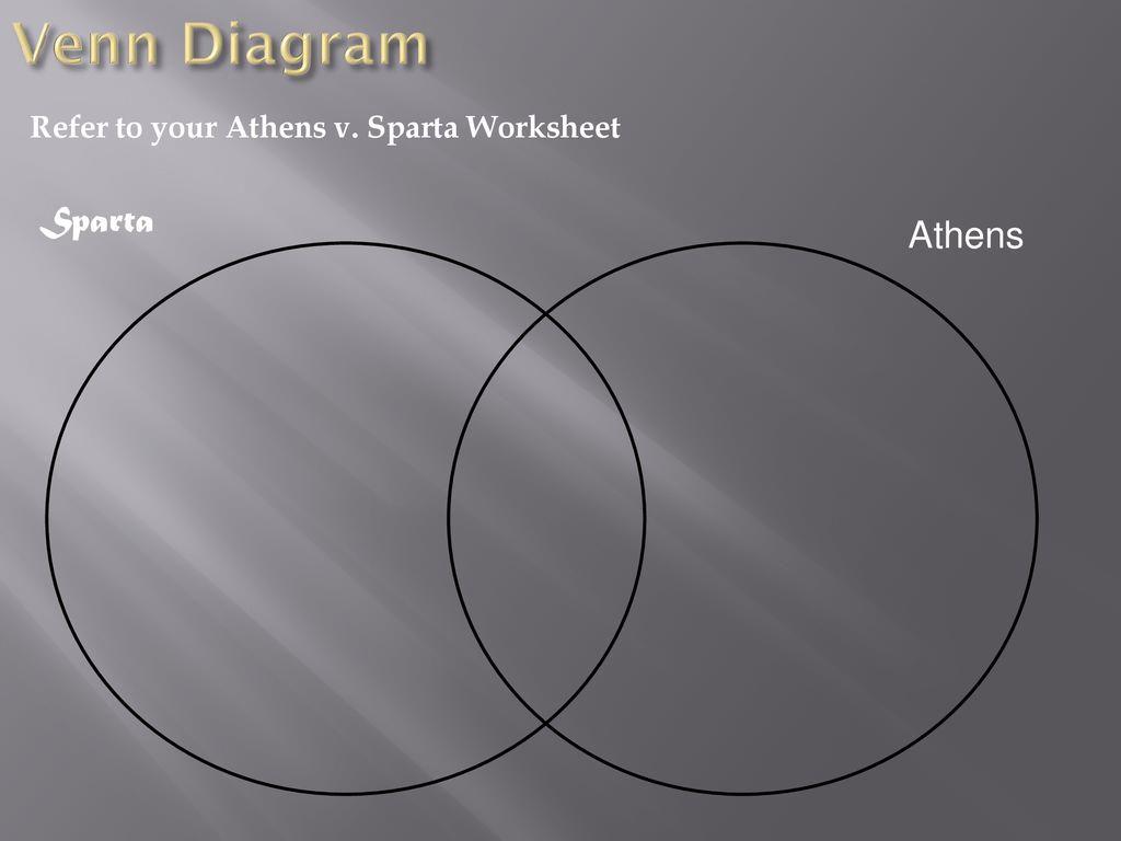 athens and sparta venn diagram printable wiring diagram
