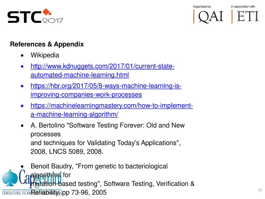 Automated Machine Learning Companies - Quantum Computing
