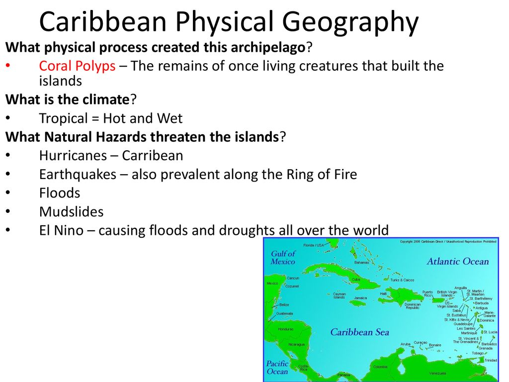 Introduction To Caribbean Central South America Ppt