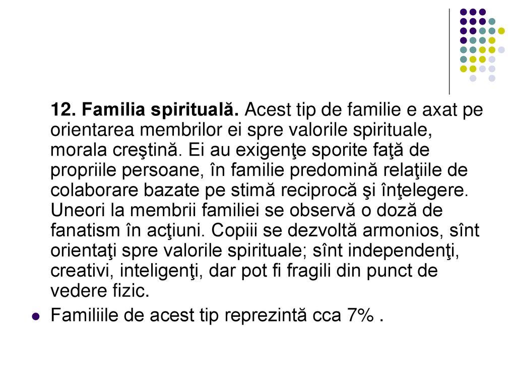 Viata in familie relatii si rezultate pozitive