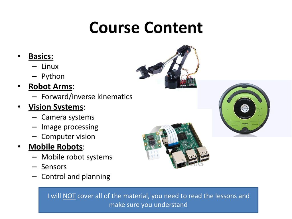 ECE387: INTRODUCTION TO ROBOTIC SYSTEMS - ppt download