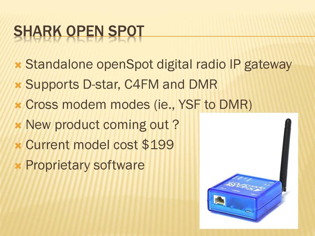 Digital Voice Hotspot  - ppt download