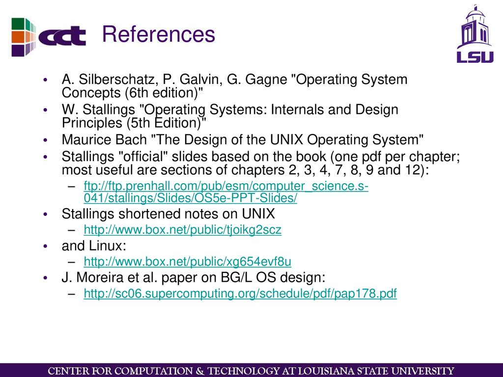 Operating Systems Internals And Design Principles 6th Edition Pdf