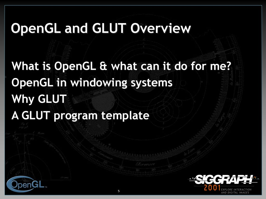 An Interactive Introduction to OpenGL Programming - ppt download