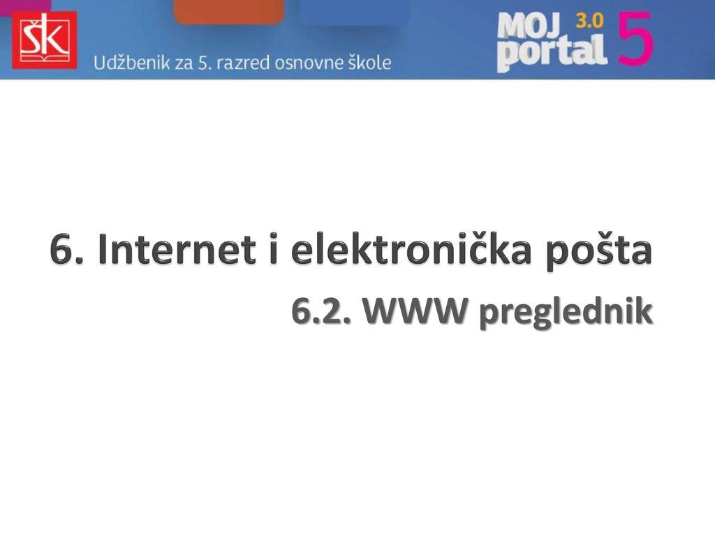 tema za internetsko upoznavanje putem e-pošte