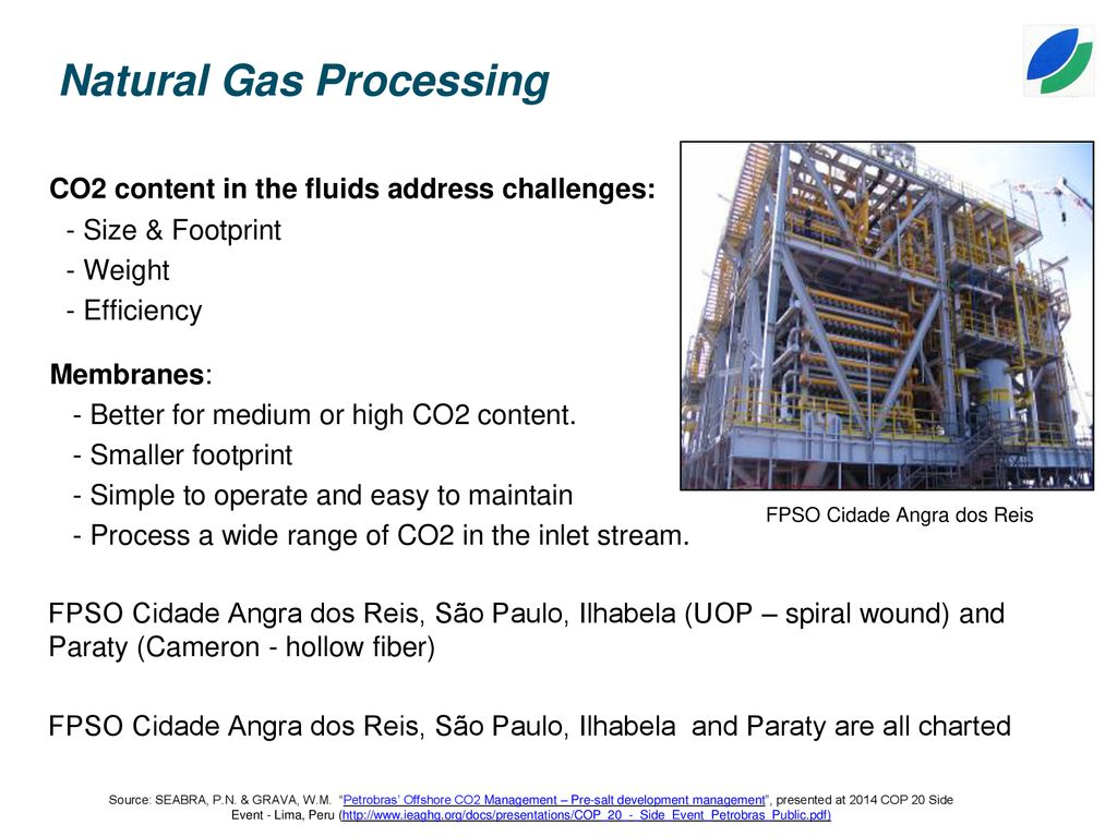 How to do EOR offshore, Brazil case study - ppt download