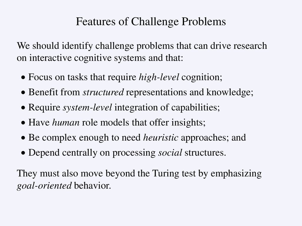 Having A Hard Time Focusing Research Identifies Complex Of >> Challenges And Opportunities In Interactive Cognitive Systems Ppt