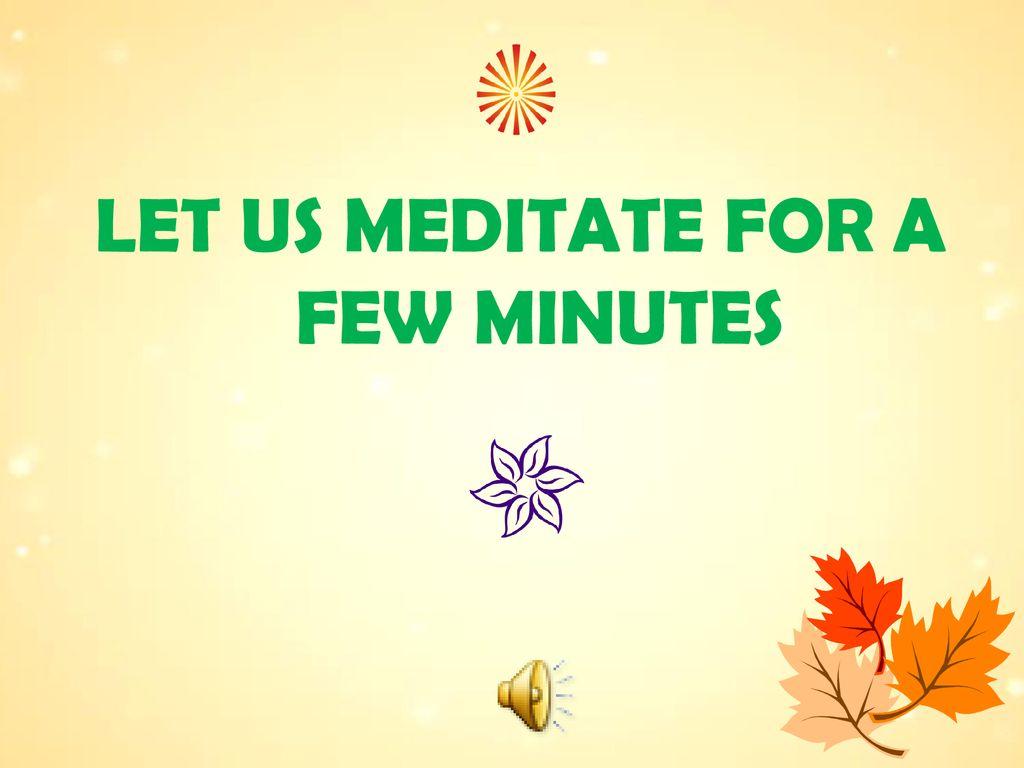 "RAJYOGA MEDITATION day 7 SECRETS OF GITA & THE ""MURLI"" - ppt"