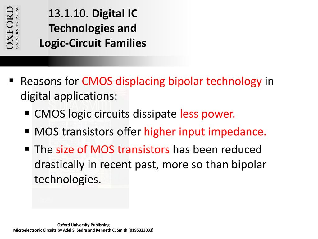 Chapter 13 Cmos Digital Logic Circuits Ppt Download Gate Circuitry Gates Electronics Textbook Ic Technologies And Circuit Families