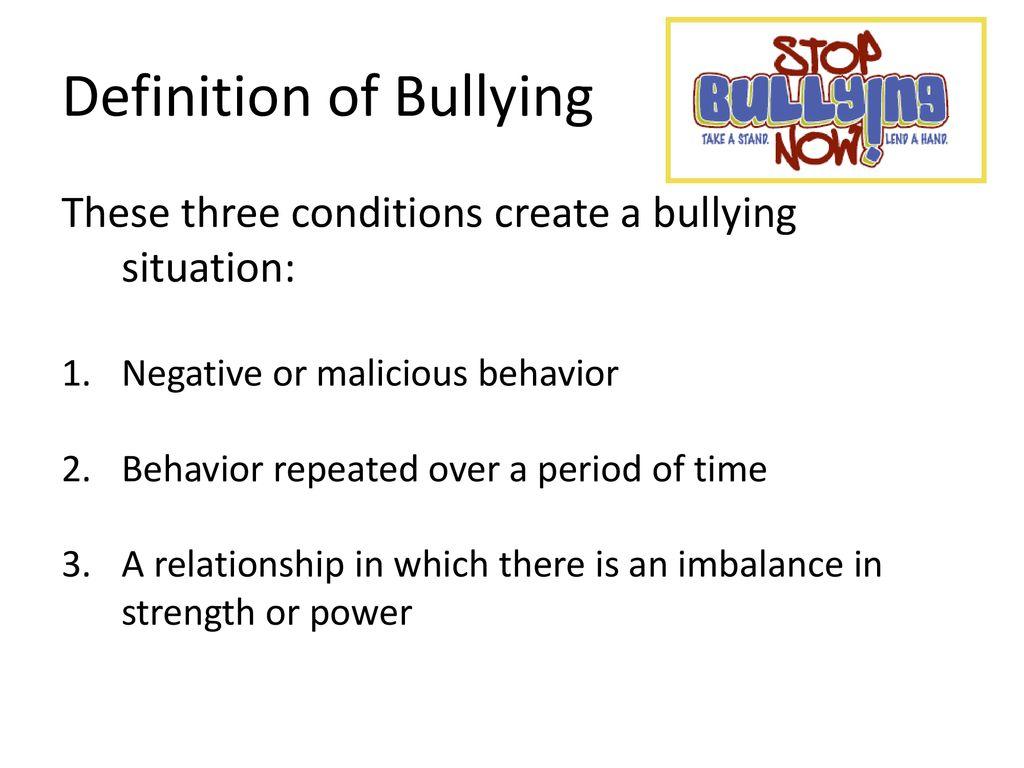 being mean definition