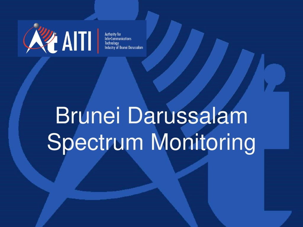 brunei darussalam amateur frequency bands