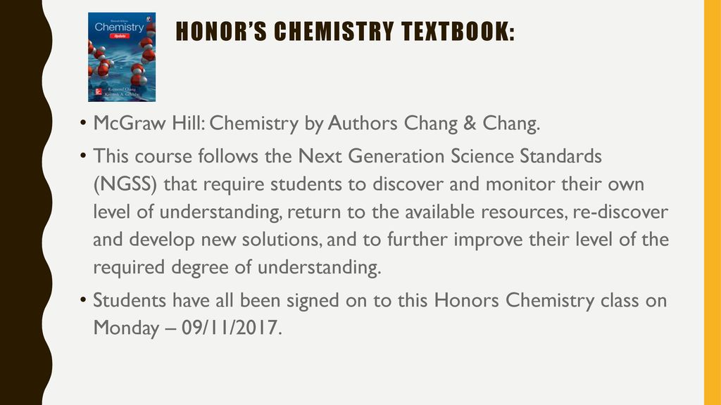 Welcome to Mr  Novak's Chemistry ClassES! - ppt download