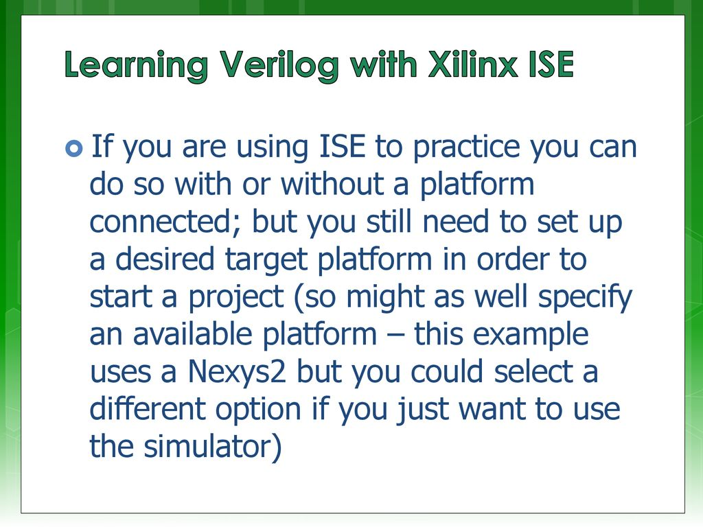 Learn verilog by examples