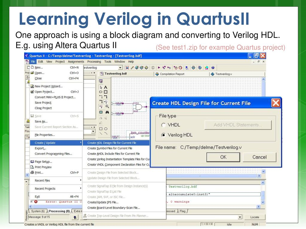 Lecture 18 Coding in Verilog - ppt download
